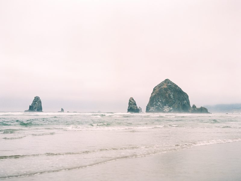 Cannon Beach, Oregon for your wedding.