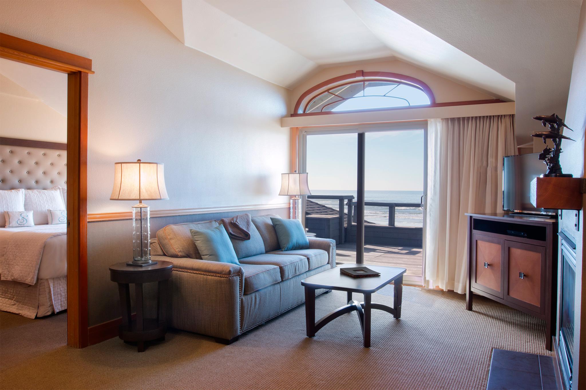 Oceanfront Dormer Suite