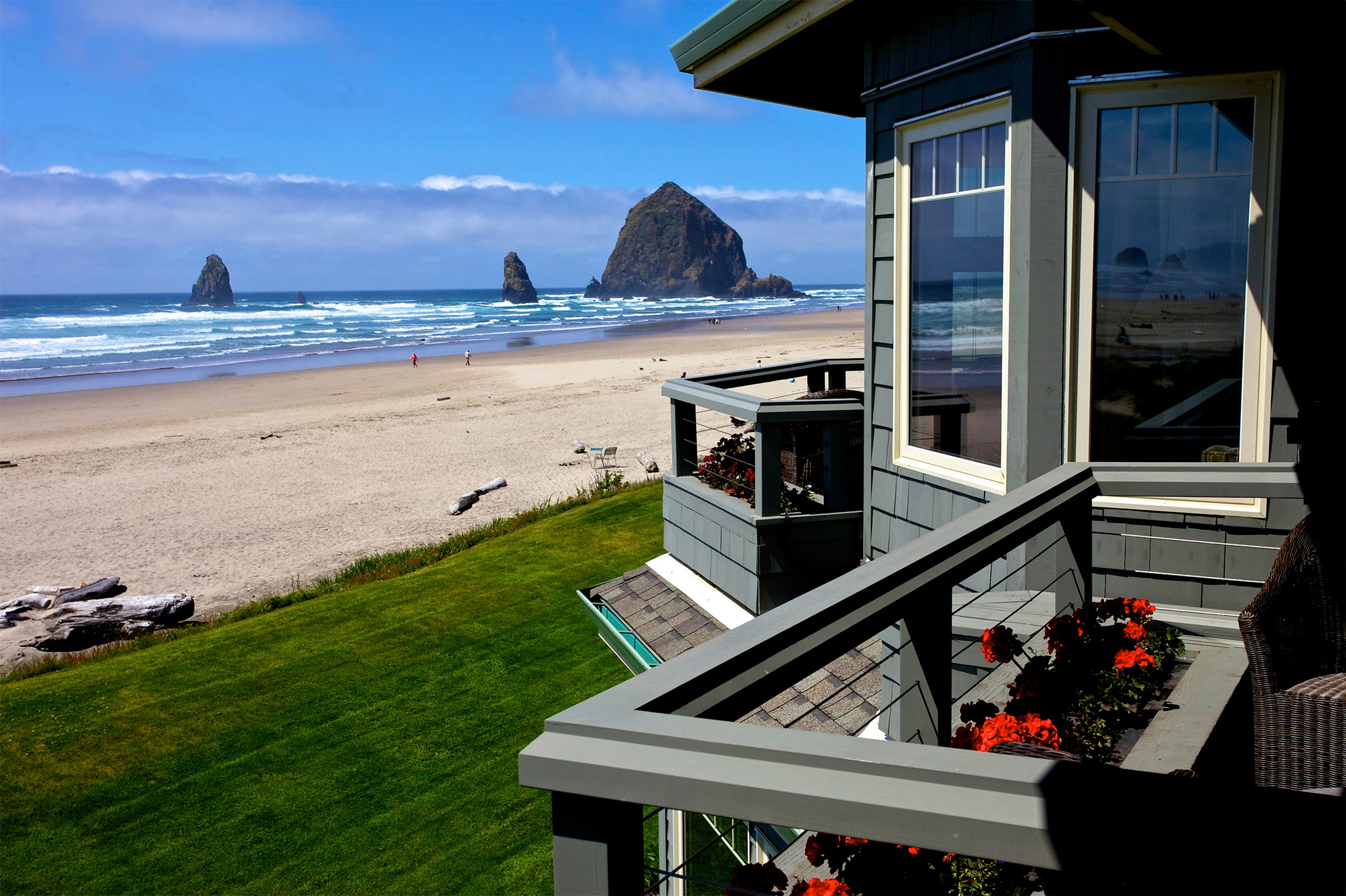 Oceanfront Hotels Cannon Beach Or