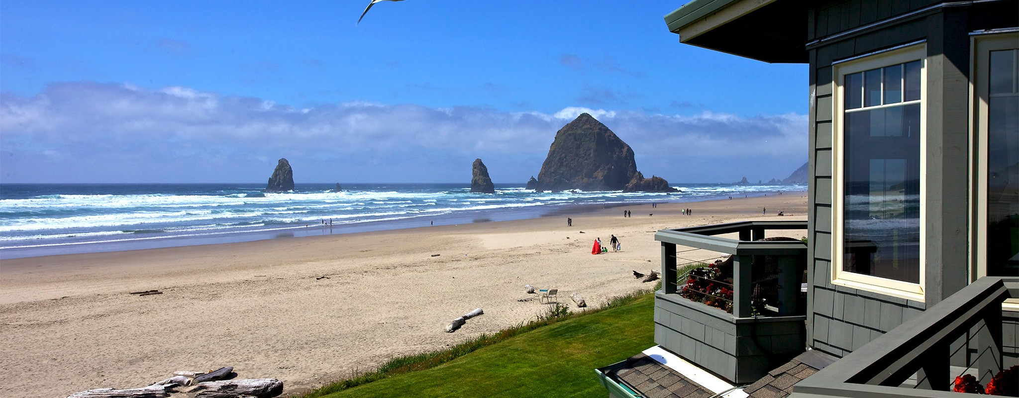 Experience Relaxation in Cannon Beach, Oregon at the Stephanie Inn
