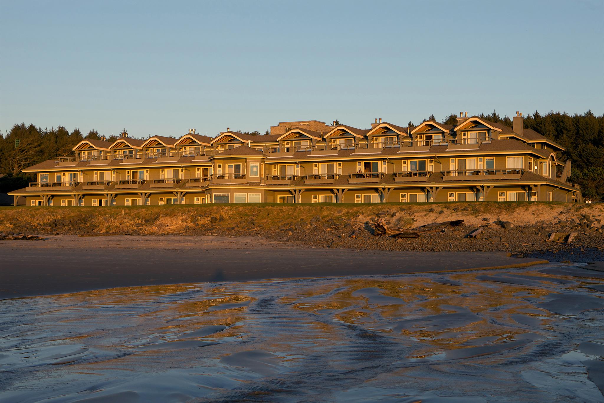 Cannon- Beach - Oceanfront Hotel -Stephanie Inn