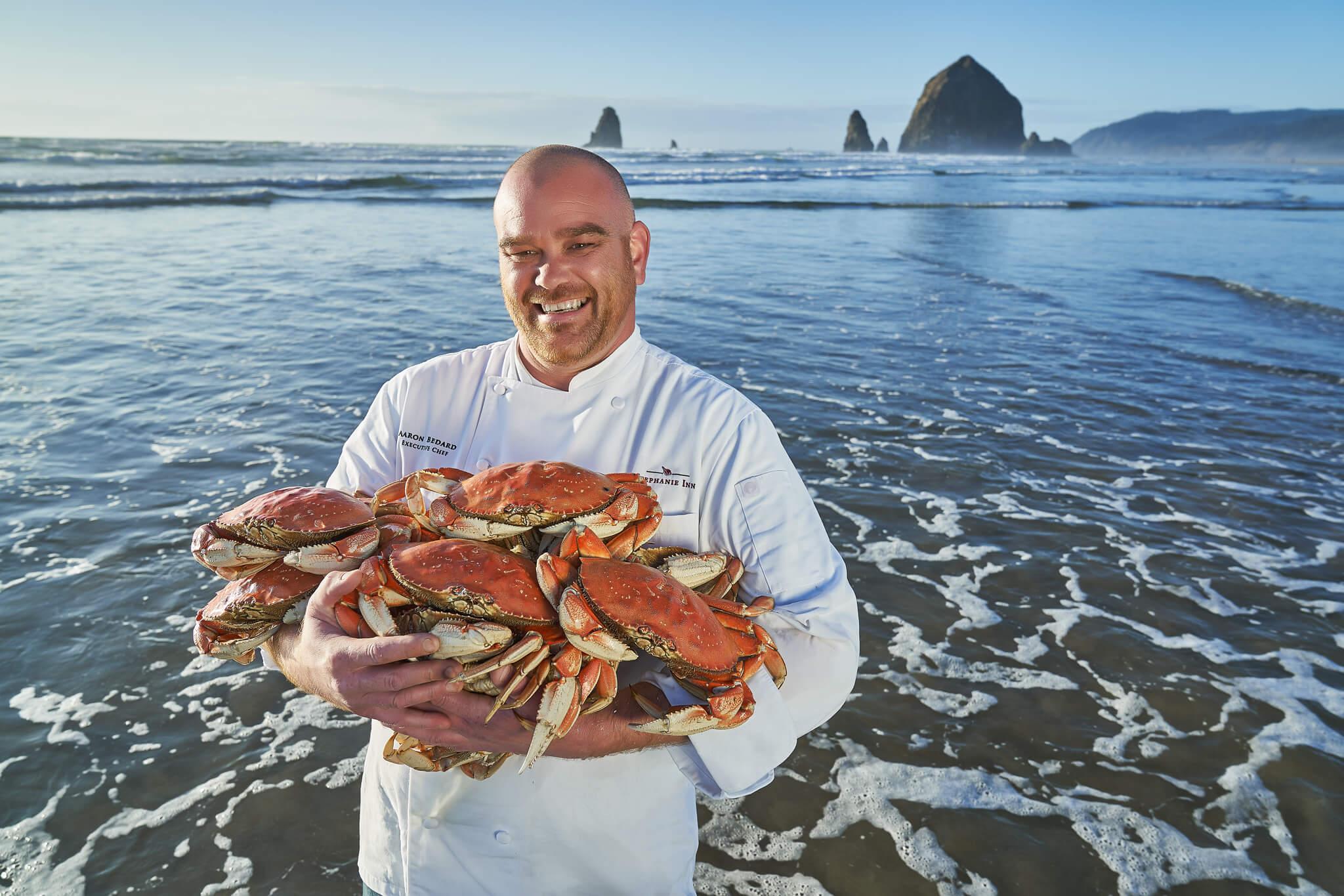 Chef Aaron Bedard