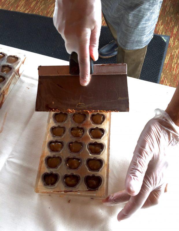 Wonderful desserts made for oyu