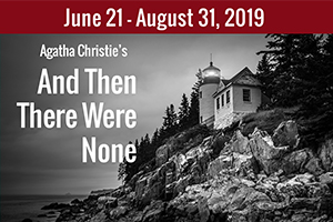 Coaster Theatre Presents: And Then There Were None